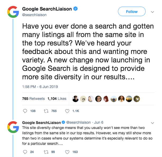 The Ultimate Google Algorithm Updates Guide 2019 From Day